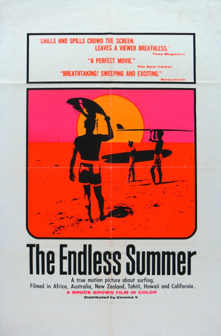 HAMERSVELD_1964_The_Endless_Sumer_movie_poster
