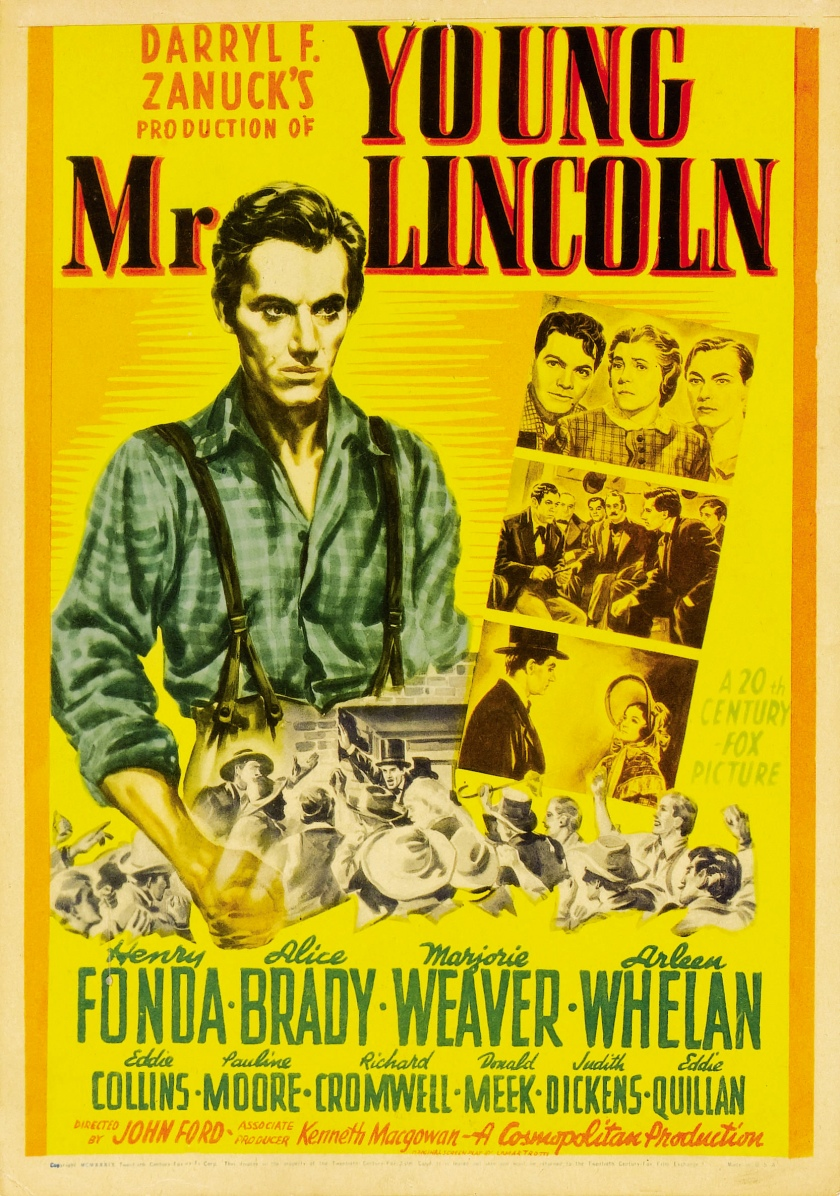 Poster - Young Mr. Lincoln_01