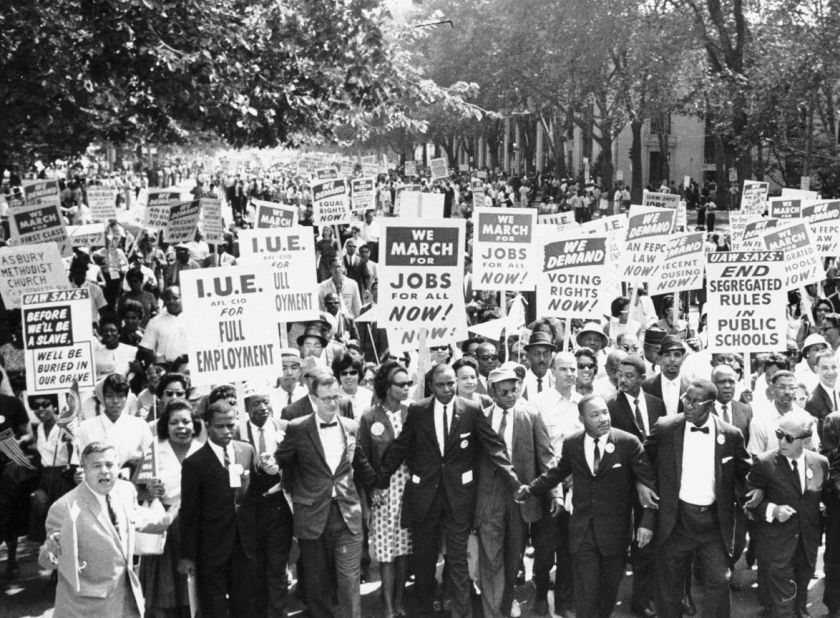 March-on-Washington-for-Jobs-and-Freedom.-1963