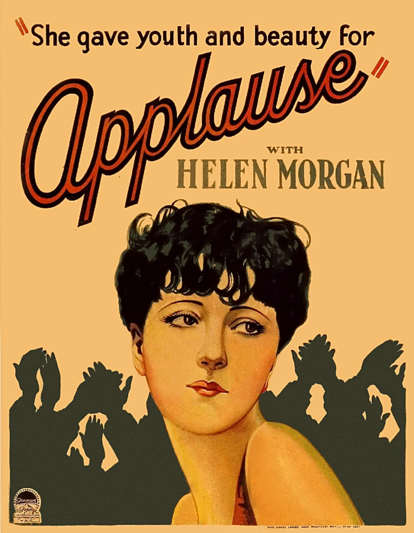Applause_(1929_film_poster)