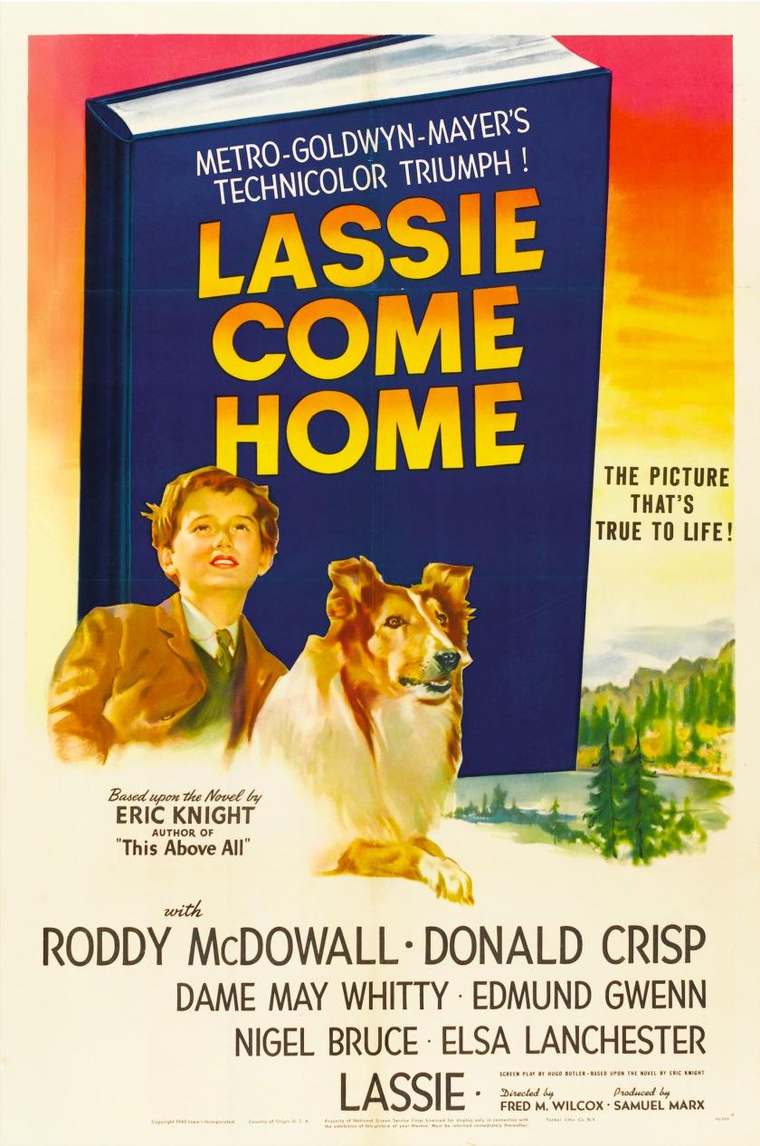 Lassie_Come_Home_(1943_poster)