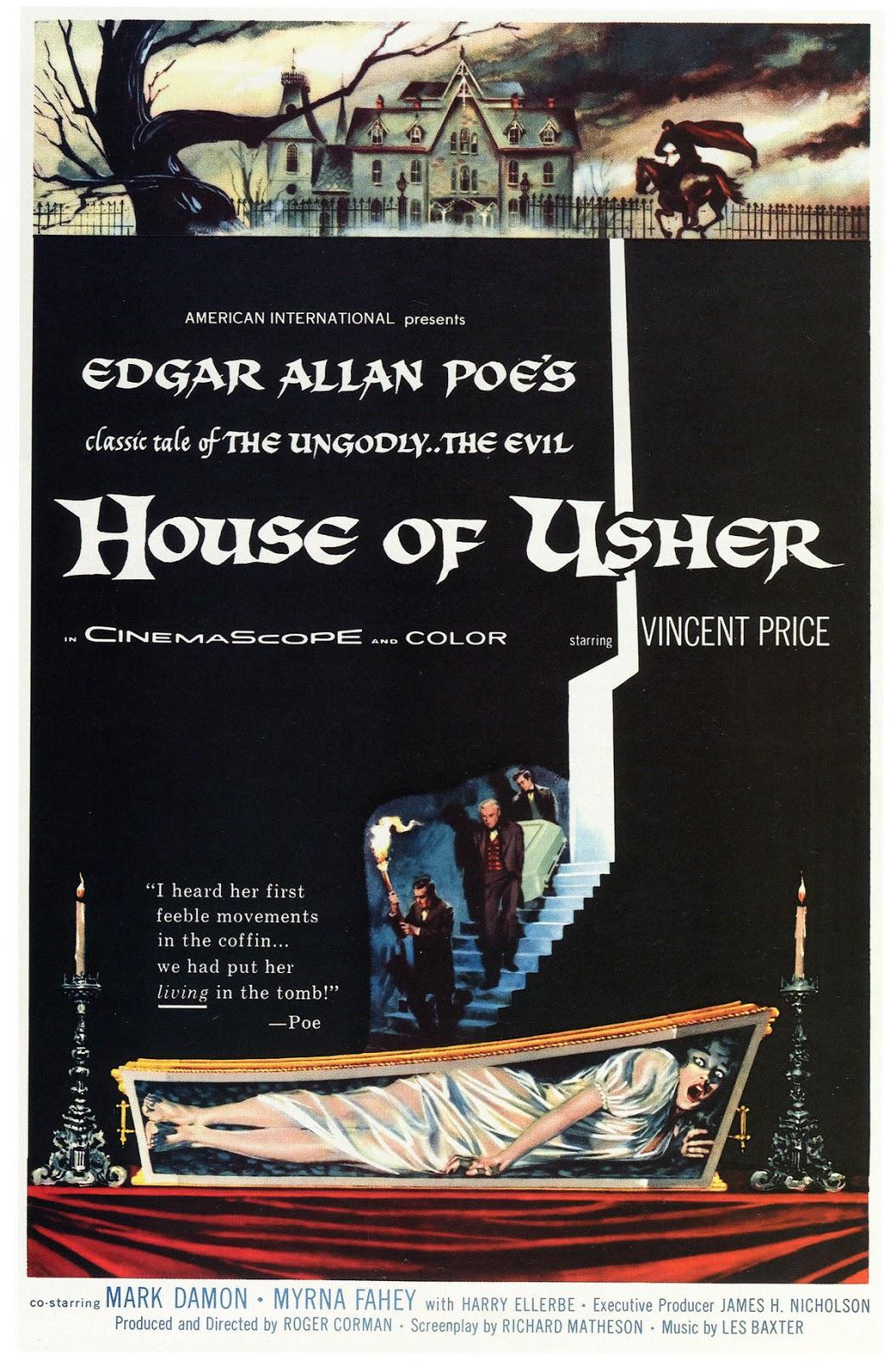 House_of_Usher_(1960)_-_Poster